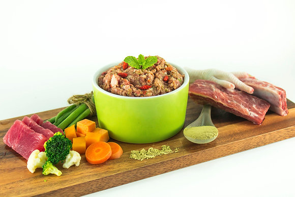 BARF Lamb & Tuna