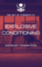 Explosive Conditioning Ebook Landing Pag