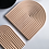 Thumbnail: CURVED PATTERN WOODEN BOARD