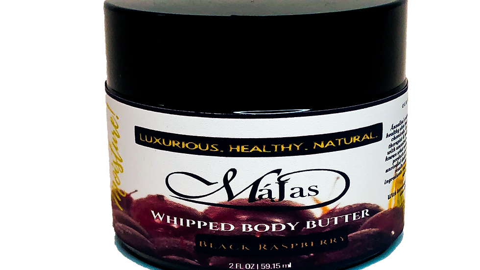 Black Raspberry - Whipped Body Butter