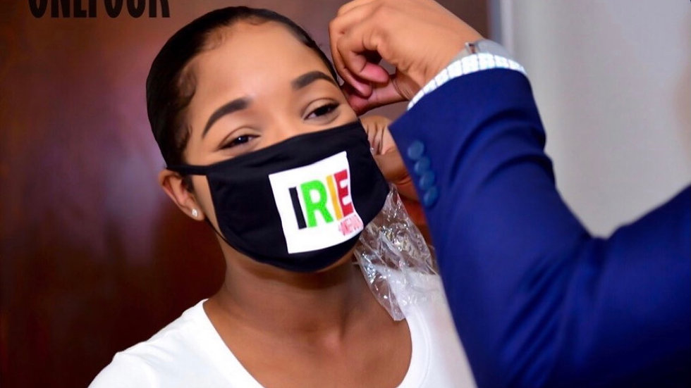 IRIE Face Mask