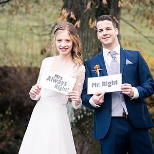 Hochzeit Vanessa & Marcel 24.11.2018