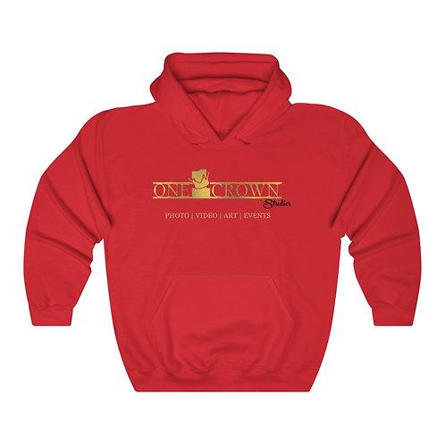 1C Logo Hooded Sweatshirt