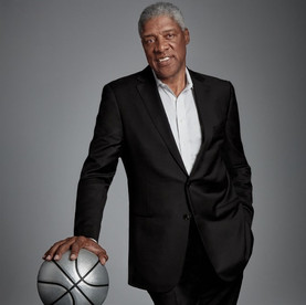 "Julius Erving II, commonly known by ""Dr. J"", is an American basketball player who popularized a style of leaping above the rim."