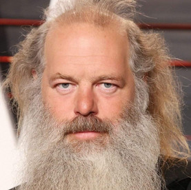 Rick Rubin is a renowned music mogul. He is an American record producer and former co-president of Columbia Records. Along with Russell Simmons, he is the co-founder of Def Jam Recordings and also established American Recordings.