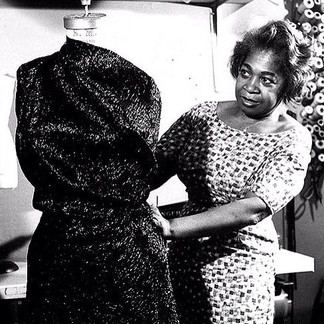 Zelda Barbour Wynn Valdes was an African-American fashion designer and costumer. She is the creator of the original Playboy Bunny costume.