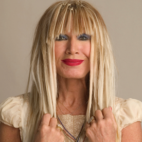 "Betsey Johnson is an American fashion designer best known for her feminine, whimsical, ""over the top"" designs."