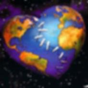 POPOLOGY Earth Heart