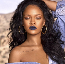 Rihanna is a Barbadian singer, songwriter, actress, and businesswoman, known for embracing various musical styles & reinventing her image throughout her career.