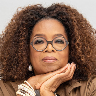 Oprah Winfrey is an American talk show host, actress, television producer, media executive, and philanthropist.