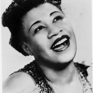 """Dubbed """"The First Lady of Song,"""" Ella Fitzgerald was the most popular female jazz singer in the United States for more than half a century."""