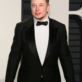 Elon Reeve Musk is an engineer, industrial designer, technology entrepreneur and philanthropist.