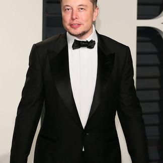 Elon Reeve Musk is an engineer, industrial designer, technology entrepreneur and philanthropist.