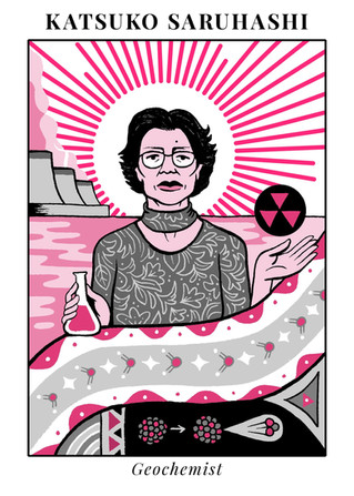 Meet Katsuko Saruhashi, a resilient geochemist who detected nuclear fallout in the Pacific