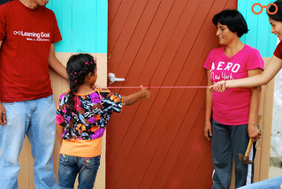 A place to learn: Alumna helps build a new future for Peruvian children