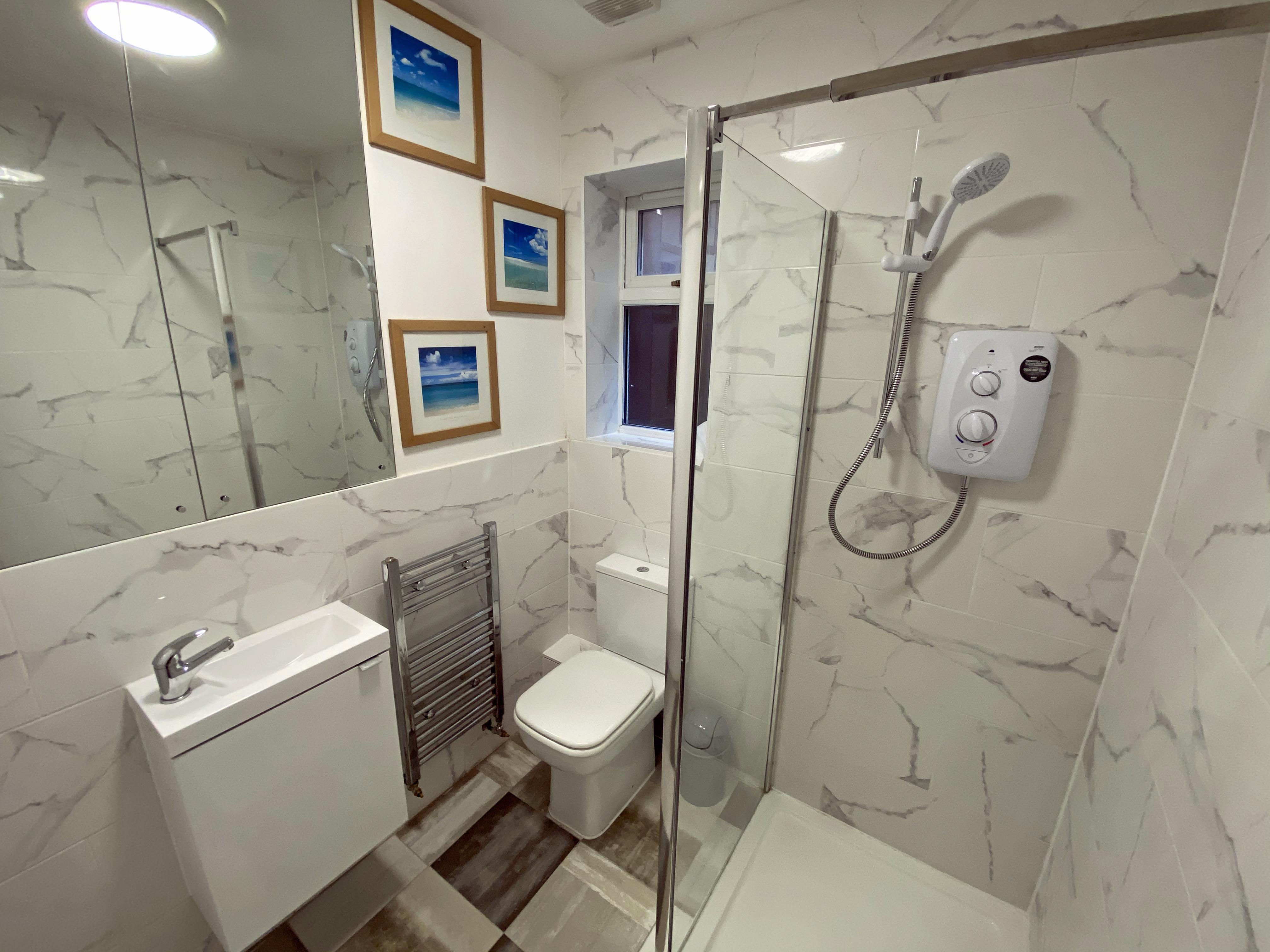 Gound floor bathroom