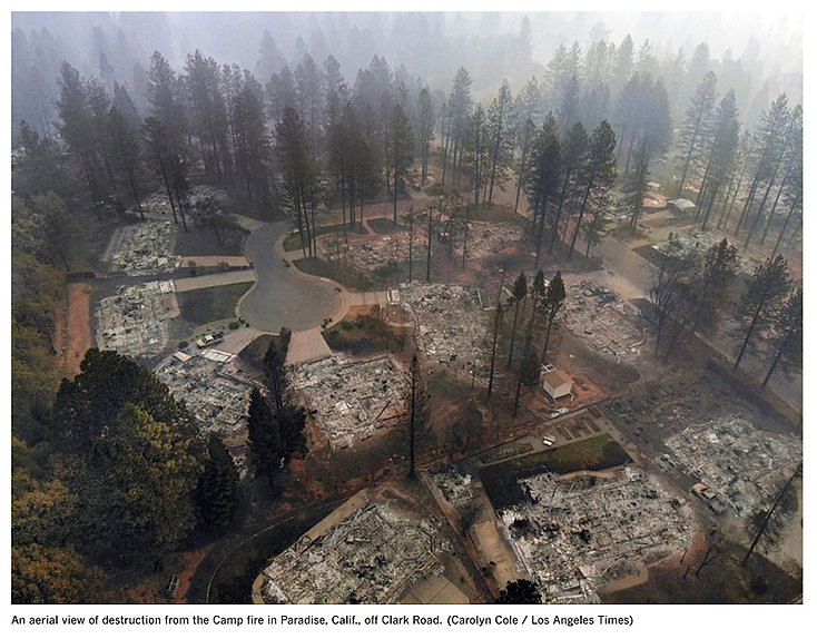 Camp-Fire-Paradise-CA-2018-AERIAL-VIEW-a