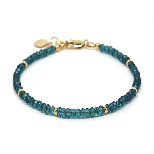 London Blue Topaz Portia bracelet