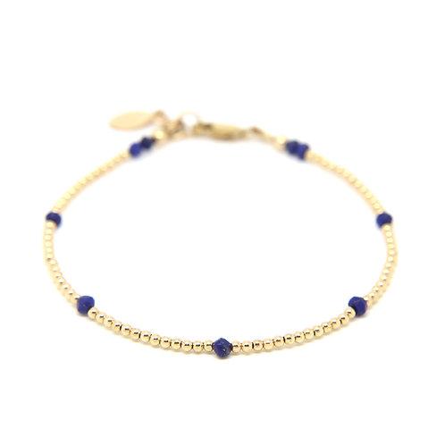 Lapis Lazuli Ophelia bracelet