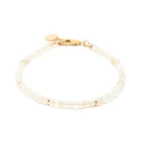 Moonstone Portia bracelet