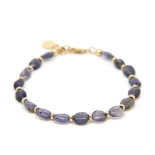 Iolite Juliet bracelet