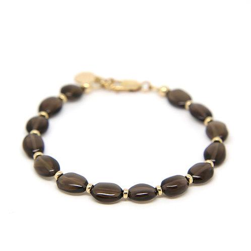 Smokey Quartz Juliet bracelet