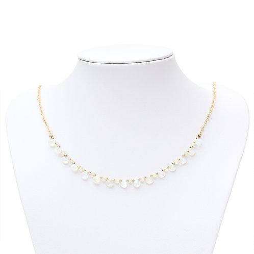 Moonstone Bianca necklace