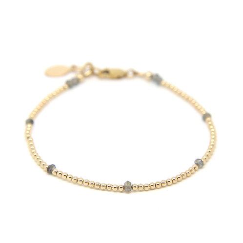 Labradorite Ophelia bracelet