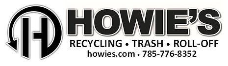 Howie's Black Logo for Jon Harper 9-9-20