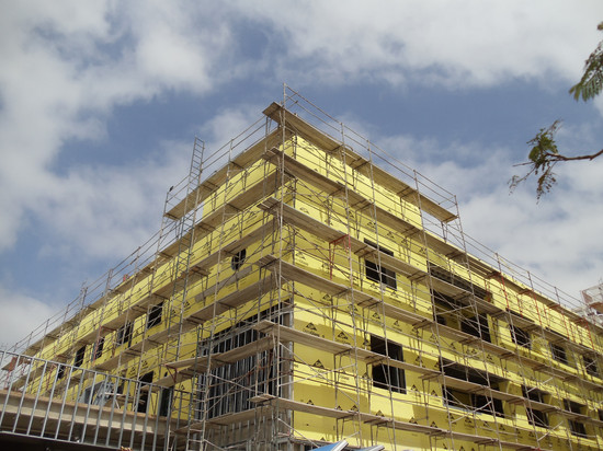 Los Angeles commercial framing and exter