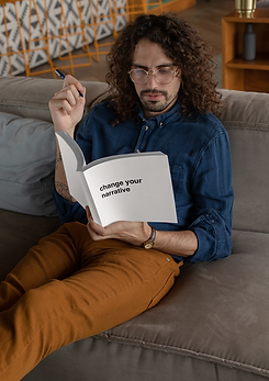 square-book-mockup-featuring-a-long-hair