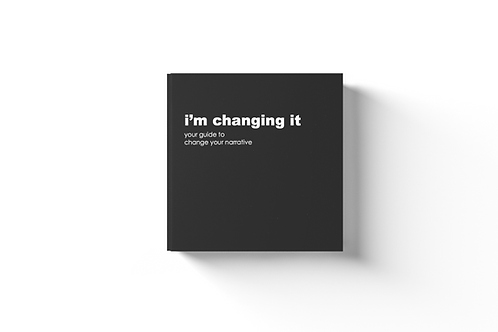 I'm changing it