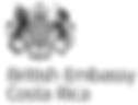 Logo de la Embajada Británia en Costa Rica