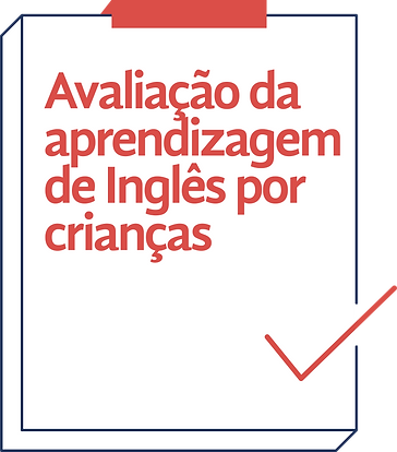 logo-Avaliacao da aprendizagem de ingles