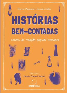 Livro Histórias Bem-contadas