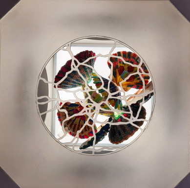Subjective Lens 1 (detail), 2021