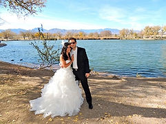 The Las Vegas Wedding Wagon is your best choice for an affordable and scenic Las Vegas Wedding
