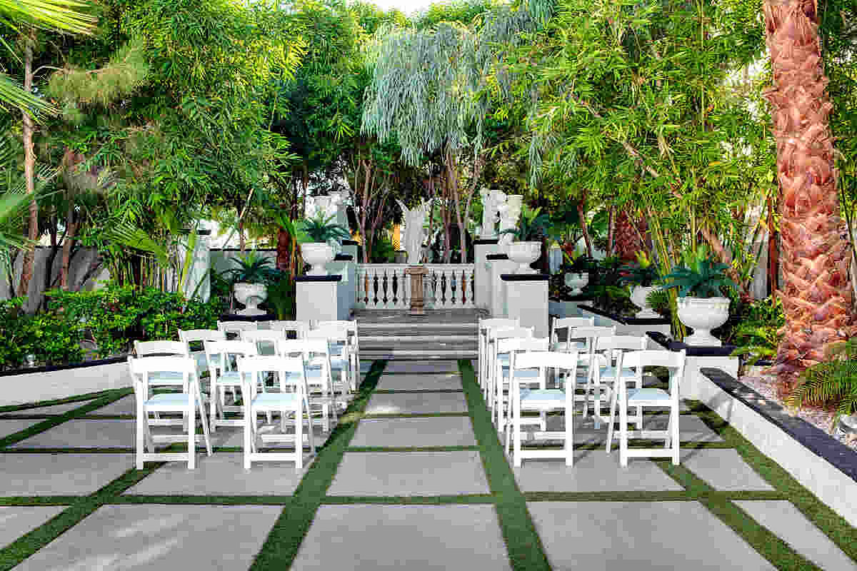 boutique chapel vegas wedding chapels Outdoor Wedding Chapel Las Vegas