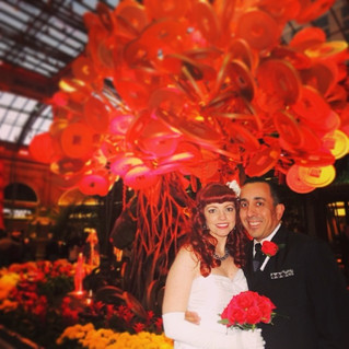 Chinese New Year Las Vegas Weddings