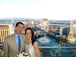 The Las Vegas Wedding Wagon is ready to make your private Las Vegas wedding easy and memorable