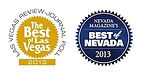 The Las Vegas Wedding Wagon was named 2013 Best of Las Vegas Wedding Chapel