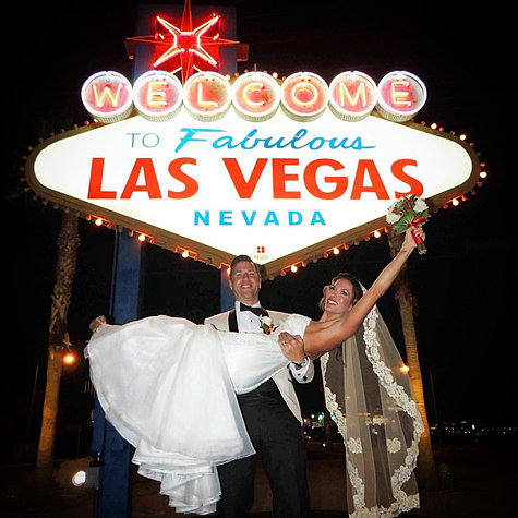 Right. las vegas strip wedding chappels has analogues?