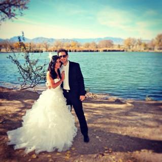 Fun Las Vegas Park Weddings
