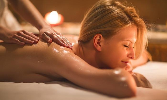 I love getting massage