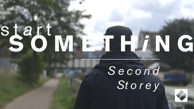 Start Something - Second Story