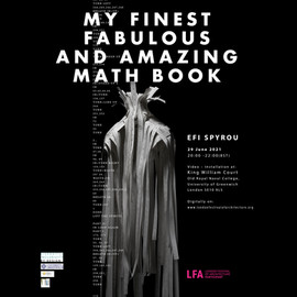 MY FINEST FABULOUS AND AMAZING MATH BOOK | 1-30 JUNE