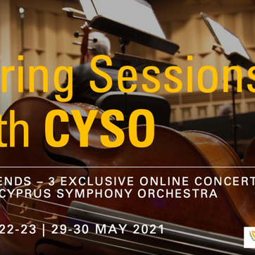 SPRING SESSIONS WITH CYSO