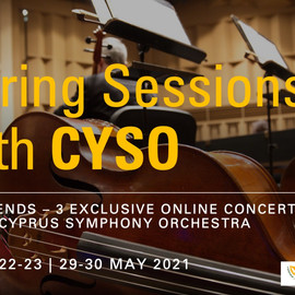 Spring Sessions with CYSO | MAY 2021