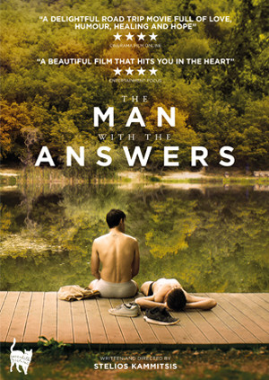 THE MAN WITH THE ANSWERS  by Stelios Kammitsis