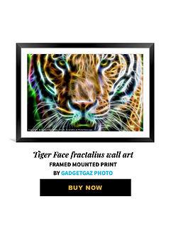 22 Tiger Face fractalius wall art.jpg